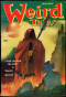 «Weird Tales» January 1952