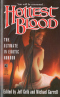 Hottest Blood: The Ultimate in Erotic Horror