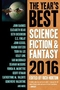 The Year's Best Science Fiction and Fantasy 2016