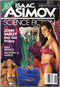 Isaac Asimov's Science Fiction Magazine, August 1992