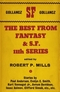 The Best from Fantasy and Science Fiction, 11th Series