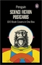 Penguin Science Fiction Postcard: 100 Book Covers in One Box