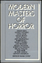 Modern Masters Of Horror