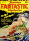 Famous Fantastic Mysteries Combined with Fantastic Novels Magazine, August 1942
