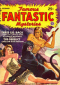 Famous Fantastic Mysteries, December 1943
