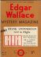 Edgar Wallace Mystery Magazine, October 1966