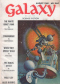 Galaxy Science Fiction, August 1969