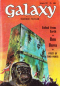 Galaxy Science Fiction, January 1971
