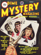 Dime Mystery Magazine, March 1945