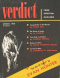 Verdict Crime Detection Magazine, August 1956