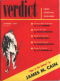 Verdict Crime Detection Magazine, January 1957