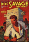 Doc Savage Magazine, March 1933