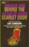 Behind the Scarlet Door