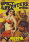 Spicy-Adventure Stories, April 1936