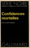 Confidences mortelles