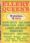 Ellery Queen's Mystery Magazine, September 1973 (Vol. 62. No 3. Whole No. 358)