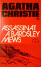 Assassinat a Bardsley Mews