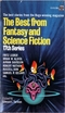 The Best from Fantasy and Science Fiction, 17th Series