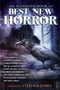 The Mammoth Book of Best New Horror, volume 23